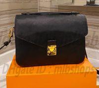 Lüks Tasarımcı En Kaliteli L Çanta Tote Cep Omuz Çantaları Moda Kadınlar Debriyaj Zarf Çanta Crossbody Çanta 2021 Çanta En Popüler Çok Renkli