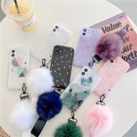 Luxury Love Heart Marble Pattern Phone Cases For iPhone 12 7 8 Plus XS XR 11 Pro Max Soft Back Cover Case
