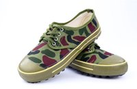 Famous Designer Camouflage Train Field Liberation Shoes Military Training Shoes Work Shoes Canvas Shoe Large Size 46