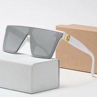 럭셔리 디자이너 선글라스 브랜드 파일럿 여성 빈티지 고딕 태양 안경 남자 oculos feminino leentes gafas de sol uv400