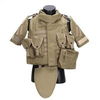 900D Hunting Tactical Gilet Militare Molle Plate Transport Magazine Paintball CS Outdoor Protective Suite Giacche