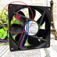 GERMANY 3412NGMER 12V 88MA 1.1W INVERTER Cooling fan Cooler 9225 9CM 92*92*25MM