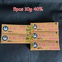 Оригинал TKTX Tattoo Cream желтый 40% до первого пирсинга Макияж Микробладированные Бровей губы Кожа тела