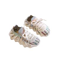 Baby Athletic Infant Shoes Girls Boys Sneakers Spring Autumn Toddler Footwear Casual Running Sports Shoe Fashion Moccasins Soft B8553
