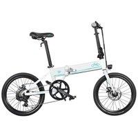 الاتحاد الأوروبي الأسهم fiido d4s دراجة كهربائية طوي مصغرة عجلتين e دراجات 20 بوصة 250W 36V كهربائي دراجة للنساء