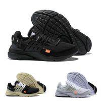 Nike Air Max Presto Airmax White Prestos Shoes OFF Venta al por mayor 2021 de alta calidad nuevo v2 ultra br tp qs negro blanco x zapatos deportivos diseñador barato airs cojín