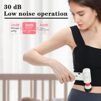 Deep Muscle Massage Gun Portable Rechargeable Wireless Tissue Relaxer Device Sports Fitness Accessories#g4 Accessories