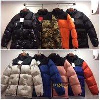 겨울 아메리카 브랜드 노스 파카 혼합 된 색상 커플 CATO 재킷 임의 스탠드 KRAAG 핫 하단 버퍼 자켓 남자 / 숙녀 맨