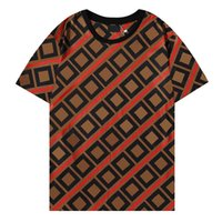الرجال القمصان الصيف الأزياء تيز قمم رجل رسائل المطبوعة بلايز تنفس الملابس فضفاضة 5 ألوان القمصان