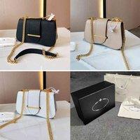 Luxurys 디자이너 가방 정품 가죽 여성 패션 Pochette 핸드백 체인 복합 여성 크로스 바디 핸드백 토트 어깨 빈티지 가방