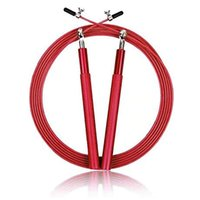 Sauter la vitesse de saut à la corde sauterelle Crossfit Baller Roulement Rapid Câble Fitness Equipement d'entraînement pour la formation des arts martiaux