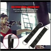 2x ginásio fitness pendurado cinto treinamento equipamento de treino yoga puxar cintas de corda para eficazes funcionamento acessório1 ydjlz acessórios y1dtk