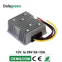 널리 사용되는 스마트 파워 플러그 12V ~ 28V 5A 8A 10A 자동차 / 차량 / 모터 스텝 업 DCDC 변환기