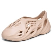 Summer Sandals Kanye Same Coconut Hole Men &#039 ;S Large Size Shoes (All Rubber And Plastic Material )