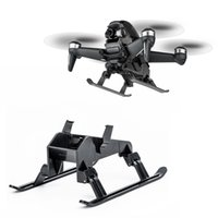 Increased Tripod For Dji Fpv Combo Drone Landing Gear Anti-fall Protection Tripod Foldable Quick Release Stability Accessories