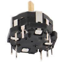 Controle home inteligente rkjxt1f42001 switch de 4 vias de navegação de carro codificador chave rocker com empurrão