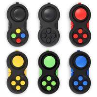 Party Hooff Creational Mini Creative Game обрабатывать пальцы сжать пузырь-головоломки игрушки для детей и взрослых, чтобы отдохнуть и нести подарки
