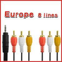 الخط 2021 CCCAMS EUROPA ألمانيا OSCAM Cline Desky 6/7/8 European CCCAM المستخدمة في DVB - S S2 بولندا والبرتغال وإسبانيا والهوائي استقبال الأقمار الصناعية