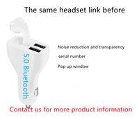 ANC رقاقة 5.0 سماعة بلوتوث لاسلكية شاحن VIP العملاء شراء العملاء تخفيض الضوضاء سدادات الأذن UBS TWS MAX 2ND الجيل الثالث للأجيال الثالثة ل IP11 12 AP2 AP3