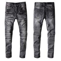 Moda para hombre Jeans Simple Verano Ligero Pantalones Denim Ligero Gran Tamaño famoso Casual Sólido Solid Classic Straight Jean para hombre
