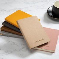 Notepads 2021 A6 Portable Notebook Pocket Nordic Simple Fresh And Lovely Mini A5B5 Diary Book
