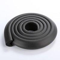 Corner&Edge Cushions 2m Baby Safety Bumper Strip Soft Foam Desk Edge Table Corner Protector Cushion Guard -17 NSV775