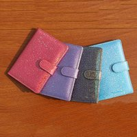 Card Holders PU Leather Passport Covers Men Women Business Holder Case Travel Accessories ID Bank Bag