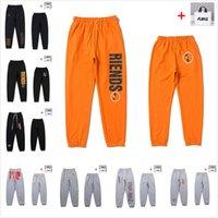 Hommes Pants Street Luminous Terry Terry Haute Qualité Pantalon Camouflage Pantalon décontracté pour femmes Apportez Sac fourre-tout 0102