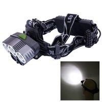 Hoofdlampen 30W USB Oplaadbare LED Ultra Bright 1800 Lumen Heads Flashlight Draagbare verlichting voor volwassenen, camping, buitenshuis Hard hat werk. Zoomable IPX5 Koplamp