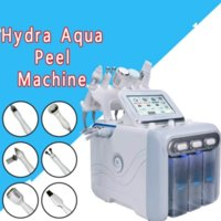 Stock In USA Multifunctional 6in1 H2O2 Small Bubble Machine Water Mill Skin Oxygen Facial Beauty Skin Care Beauty Instrument#003
