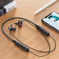 Wireless Bluetooth Earphones Magnetic Sports Running Headset IPX5 Waterproof Sport earbuds Noise reduction Headphones