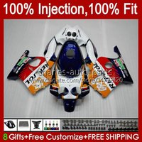 Injection pour Honda CBR 250R 250 CBR250 CCR 1990 1991 1992 1994 1994 96 97 99 99 111HC.8 MC22 250CC CBR250RR 90 91 92 93 94 95 1996 1997 1998 1999 Catériel Repsol Green