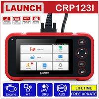 CRP123I OBD2 ENG ABS ABS الوسادة الهوائية SRS في أداة التشخيص التلقائي Obdii Code Reader Scanner OBD التحديث مجاني PK CRP123X CRP123E أدوات