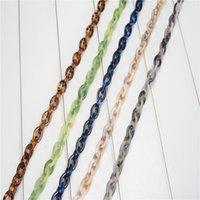 60cm Detachable Replacement Shoulder Strap Bag Acrylic DIY Resin Handbag Chain Women Necklace Accessories Chains