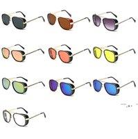 Sunglasses Designer Retro Sunglass Ultraviolet-proof Sun Glasses Windproof Beach Eyewear Women Man Fashion Accessories FWC7594