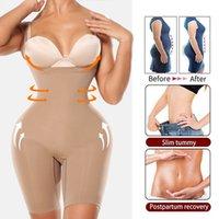 Taille Trainer Corset Shapewear pour femme Tummy Control Fajas Colombianas Corps Shaper Shaper Open Body Body Minceur Sous-à-Vêtement