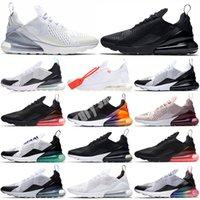 Max 270 2021 Yastık Erkek Spor Ayakkabı CNY Gökkuşağı Topuk Trainer Yol Yıldızı Platin Jade Bred Kadınlar 27c Sneakers Boyutu 36-45