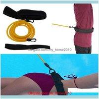 Pool Aessories Water Sports Outdoorsadjustable Play Bungee Упражнение Устойчивость к плаванию Упражнения Таили Талия с хранением Bag1 Drop