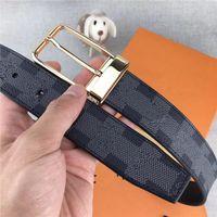 Cinto das Mulheres de Alta Qualidade Cinto de Ouro e Agulha De Prata Buckle Boutique Design Estilo de Design 3.4cm pode ser atacado