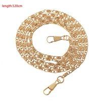 Bag Parts & Accessories Metal Purse Chain Strap Handle Shoulder Crossbody Handbag Replacement L4ME