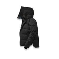TOP Quality Mens Down Jackets Veste Homme Outdoor Winter Jassen Outerwear Big Fur Hooded Fourrure Manteau Downs Jacket Coats Hiver Parkas