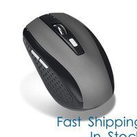 2.4GHz 2000 DPI Wireless Gaming Mouse 6 Button Mice USB Receiver Pro Gamer Top Quality For PC Laptop Desktop