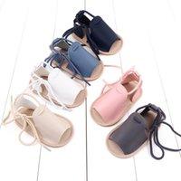 Baby Sandals Newborn First Walker Shoes Moccasins Soft Infant Footwear Summer Girls Boys Wear B6696
