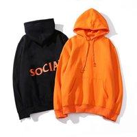 2021 Herren aus Designer Schwarz Orange Tech Fleece Hoodie Sweatshirts Männer Frauen Langarm Anti Blume Pullover Marke Hoodies Streetwear Mode Sweatershirt M-2XL