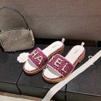 40% de rabais sandales de mode chaussures pour jeunes femmes Ace pantoufles plage intérieur haut de gamme Dropips Factory Mélanger Free Cadeaux