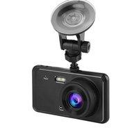 Dash Cam Видеорегистратор Вождение автомобиля DVR Цикл Камеры Камеры Запись Ночь 170 Широкоугольные DASHCAM DVR