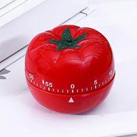 주방 타이머 Protable 토마토 시간 홈 장비 크로노 그래프 시계 타이머 계산기 알람 요리 가젯 미리 알림 식기