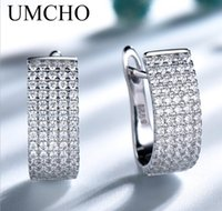 S925 sterling silver Screw Back high-quality retro earrings with gemstones