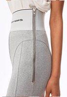 Мода Luyoga наборы дизайнер йога юбка шорты жилет брюки 4 костюмы женщин шорты набор наклеиваний на молнии 2-х частей супер растяжек спортивный костюм люять