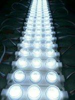 Module latérale à LED par injection avec len 3led DC12V imperméable IP65 SMD Publicité publicitaire Logo Logo Logo Lightbox Modules de rétroéclairage
